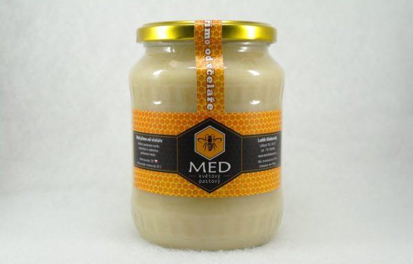 Med květový pastový