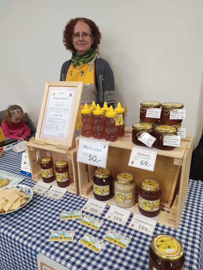 Prodej medu Ostrava Černá louka