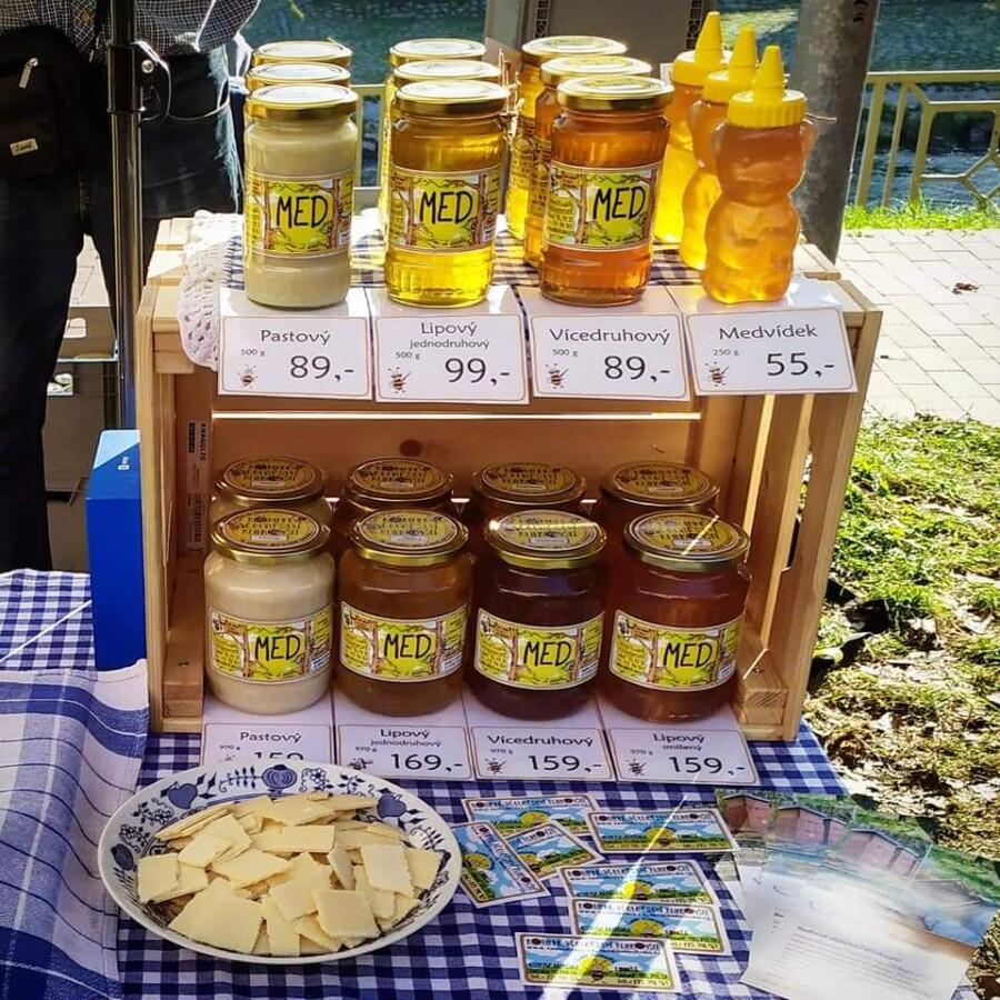 Prodej medu Ostrava