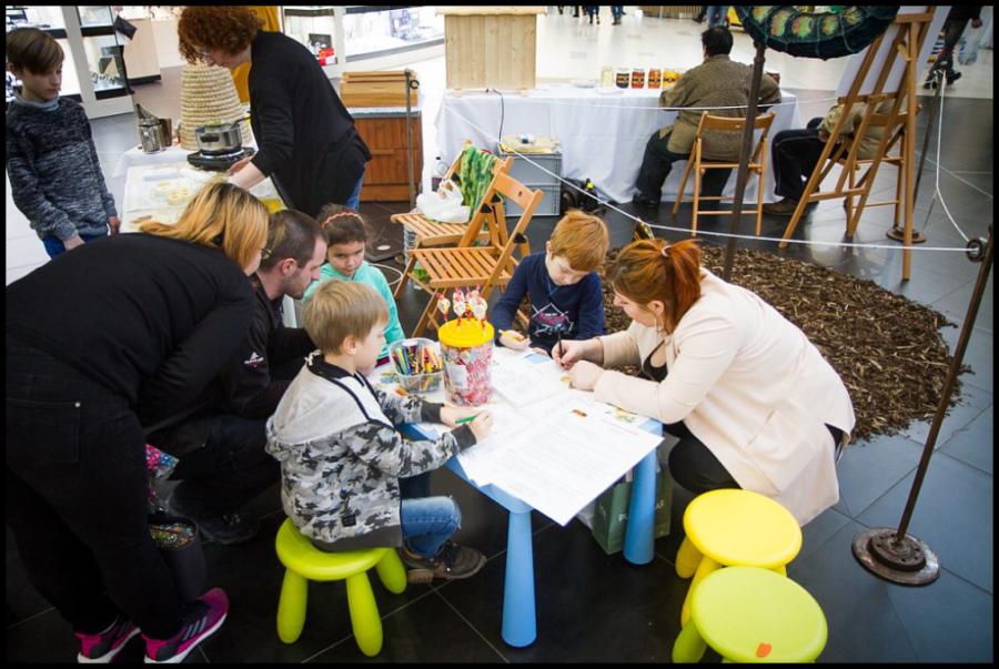 Děti a včeličkový test